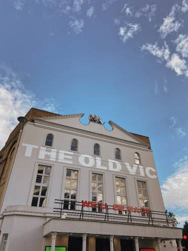 Old Vic Theatre in Southwark, London