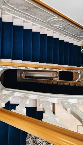 Grachtenmuseum Staircase
