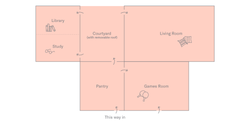 Exclusive Hire Apartment Plan