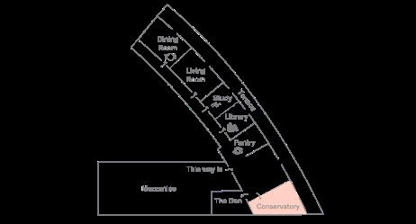 Conservatory Plan